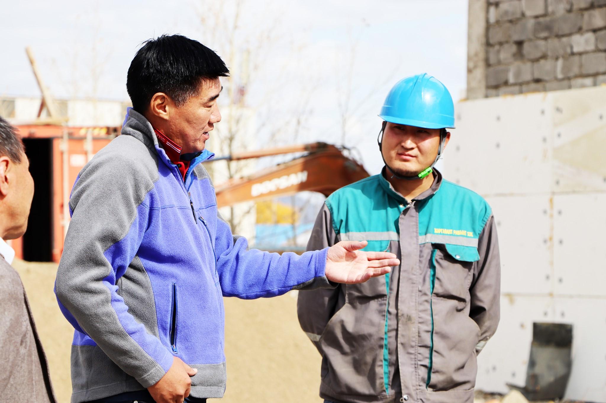Ховд аймгийн Алтай суманд удахгүй шинэ гүүр, халуун усны барилга ашиглалтанд орно