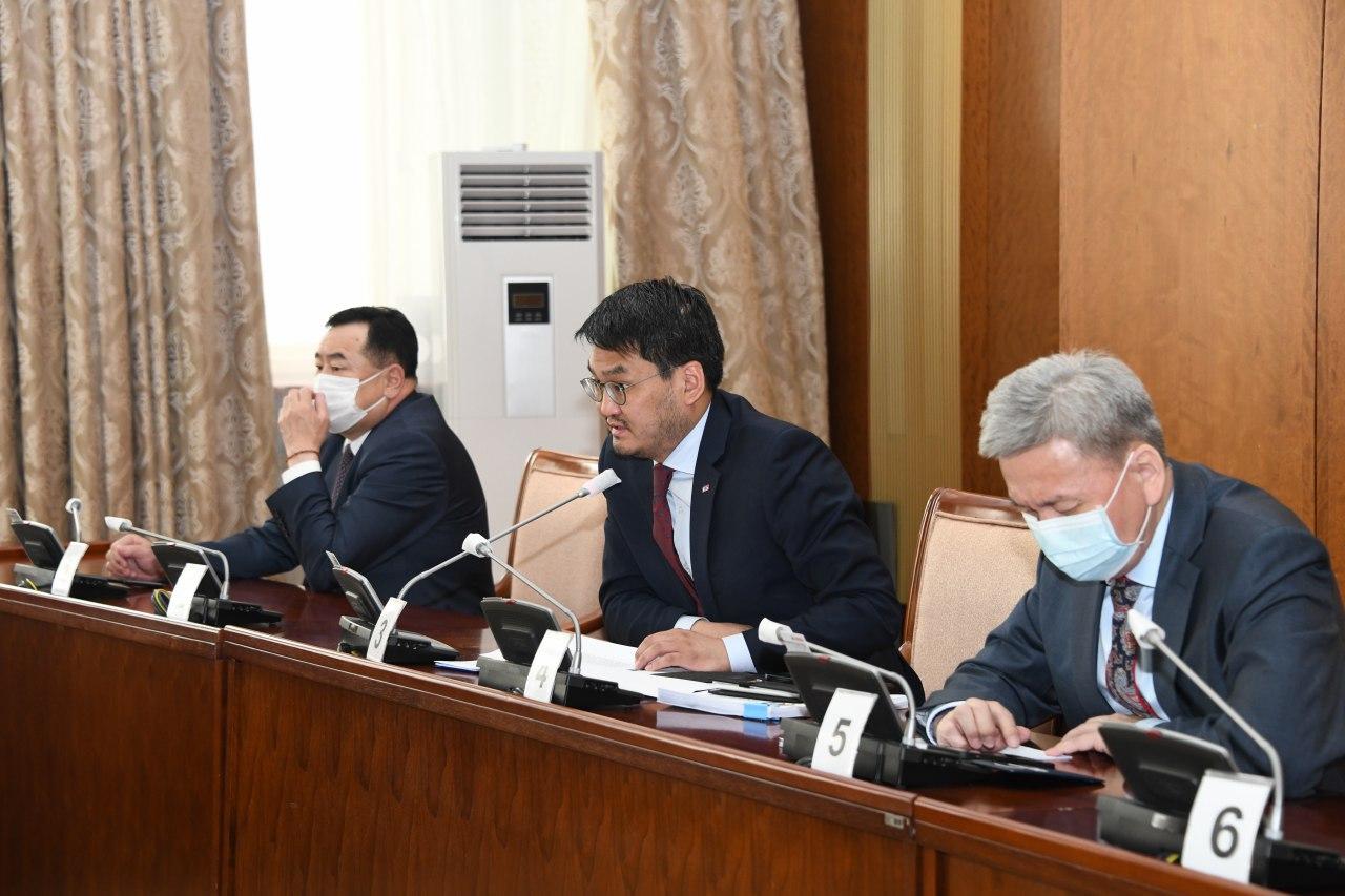Монгол Улсын Ерөнхийлөгчийн хоригийг хүлээн авах боломжгүй хэмээн шийдвэрлэлээ